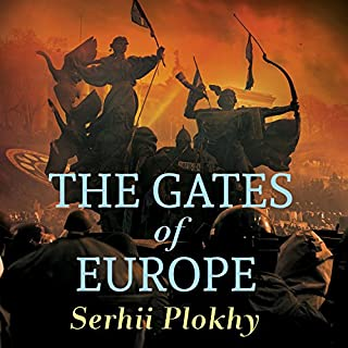The Gates of Europe     A History of Ukraine              By:                                                                                                                                 Serhii Plokhy                               Narrated by:                                                                                                                                 Ralph Lister                      Length: 15 hrs and 20 mins     186 ratings     Overall 4.4