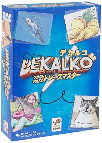 アークライト デカルコ フラガとデカドのトレースマスター 日本語版