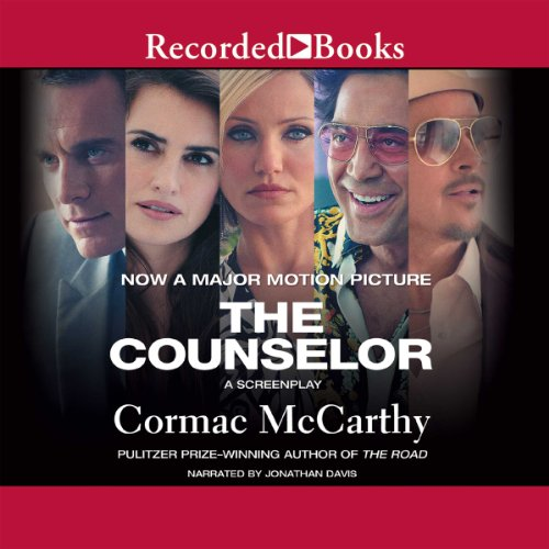 The Counselor cover art