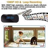 Zoom IMG-1 uyikoo orologio telecamera wifi spia