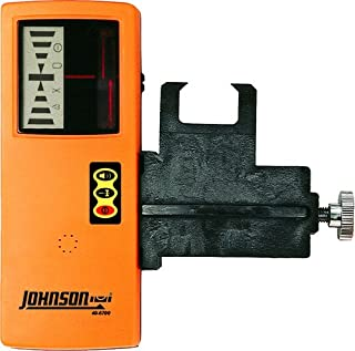 JOHNSON Pro 40-6700 One-Sided Laser Detector with Clamp