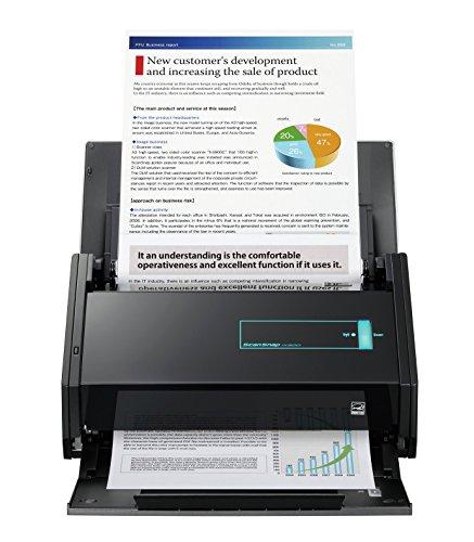 "Fujitsu PA03656-B301 Scanner ""IX500ScanSnap Ix500"" Farbe"