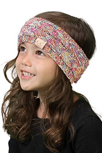 Kids Headwrap - Rainbow (4#11)