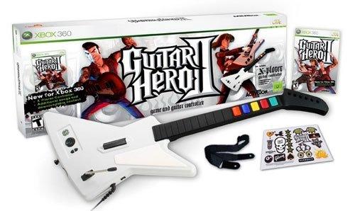Guitar Hero 2 + Gitarre