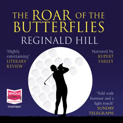 The Roar of the Butterflies cover art