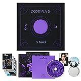 MONSTA X 9th Mini Album - One Of A Kind [ Ver. 1 ] CD + Sleeve Cover + Photo Book + Lyric Book + Photo Card + Sticker