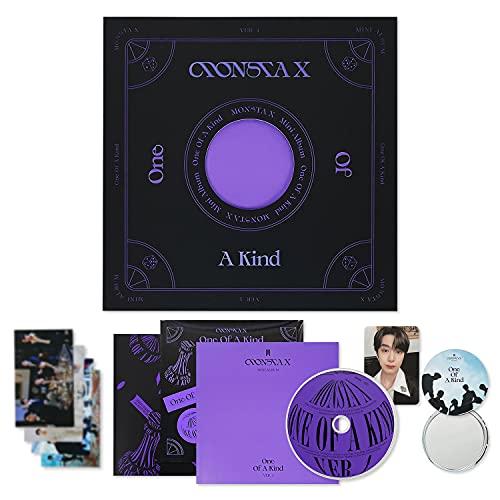 MONSTA X 9th Mini Album - One Of A Kind [ Ver....