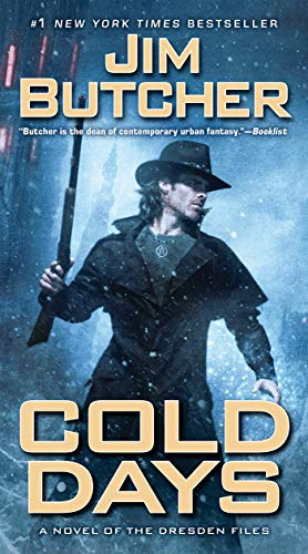 Cold Days (Dresden Files, Band 14)