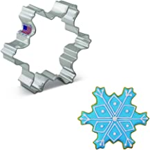 "Ann Clark Cookie Cutters Christmas Snowflake Cookie Cutter, 4"""