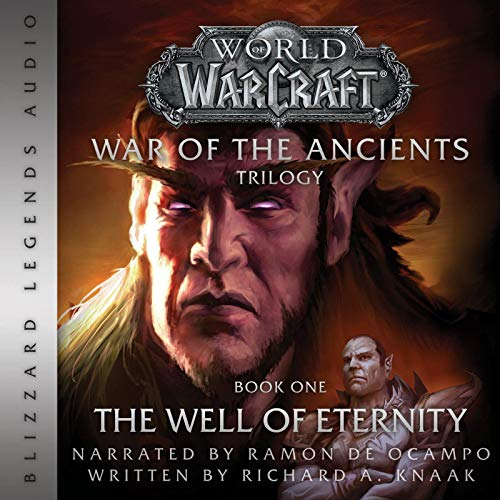 The Well of Eternity: Blizzard Legends audiobook cover art