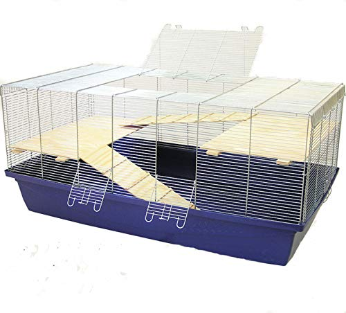 Heimtiercenter 1m Käfig mit 6mm Gitterabstand Hamsterkäfig Mäusekäfig Rattenkäfig+Bonus