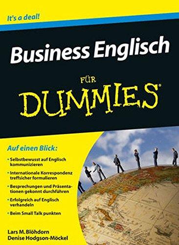 Business Englisch für Dummies