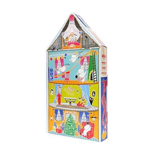 Moomin ムーミン クリスマス フィギュア アドベント カレンダー ( 24個セット / 2017 )