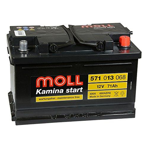 MOLL Kamina Start 571 013 068 12V 71Ah