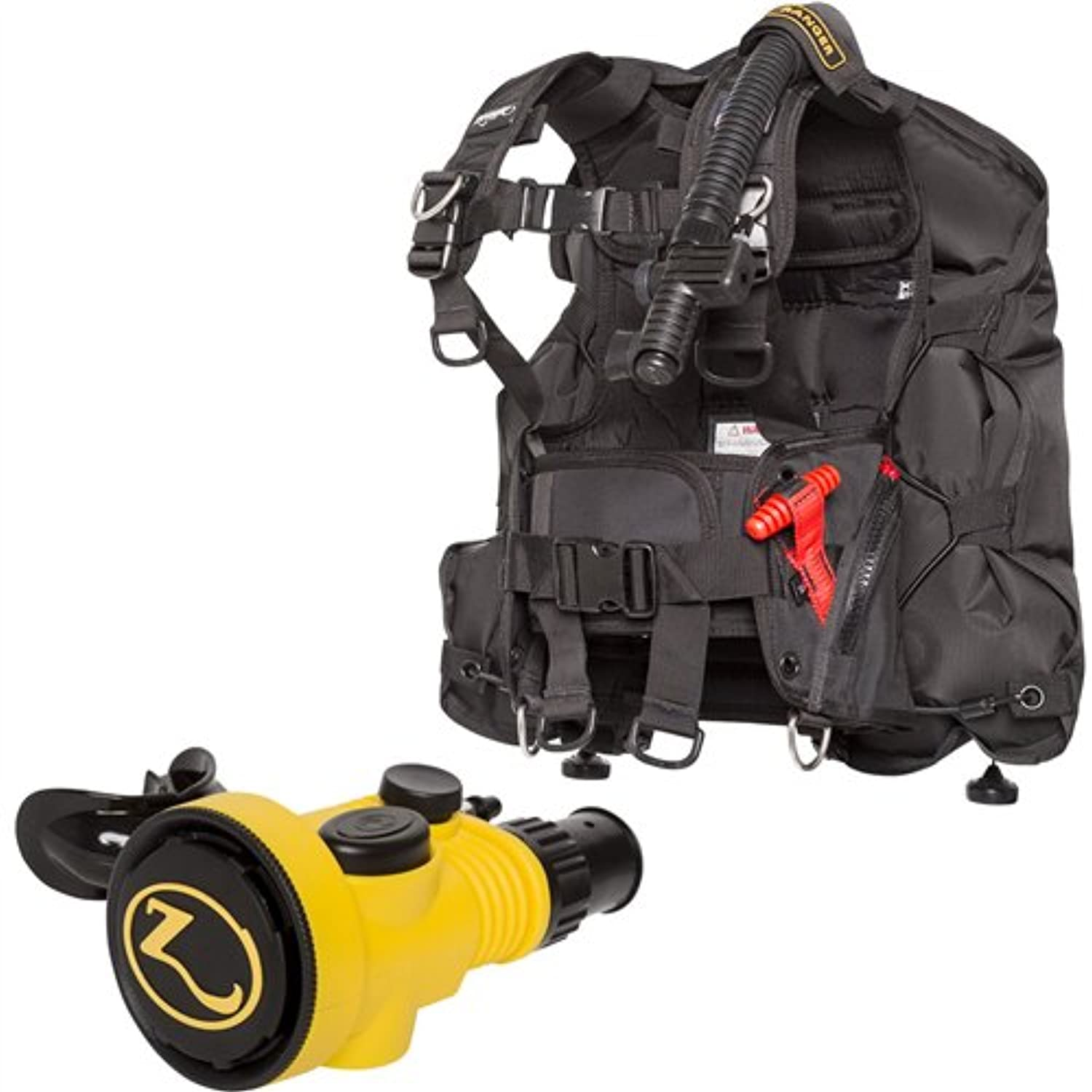 Zeagle Ranger Junior Youth BCD with Octo-Z by Zeagle