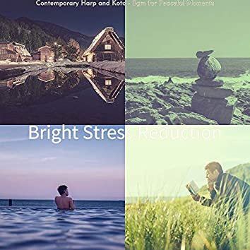Contemporary Harp and Koto - Bgm for Peaceful Moments