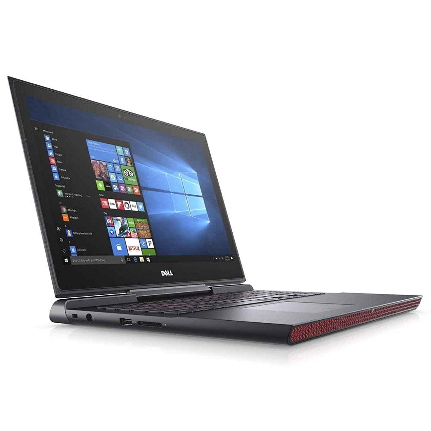Dell Inspiron 15-7567 Intel Core i7-7700HQ X4 3.8GHz 16GB 1TB+128GB SSD 15.6