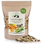 AniForte Barf, mix di cibo per cani alle verdure e alle erbe, 1kg: Cibo per cani senza glutine con vitamine e minerali