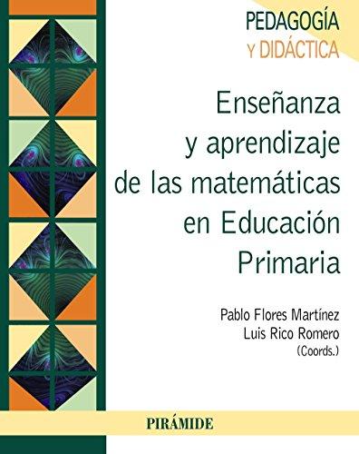 Enseñanza Y Aprendizaje De Las Matemáticas En Educación Primaria (Psicología) - 9788436832921