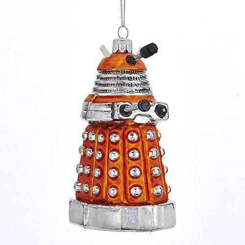 Dalek Christmas Ornament  Christmas Mosaic