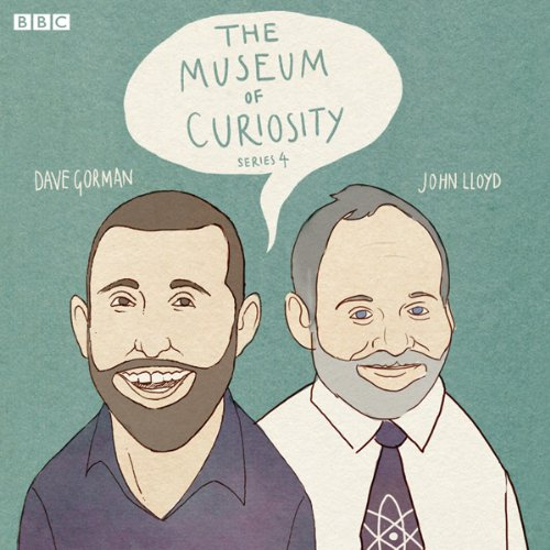 The Museum of Curiosity: Complete Series 4 audiobook cover art