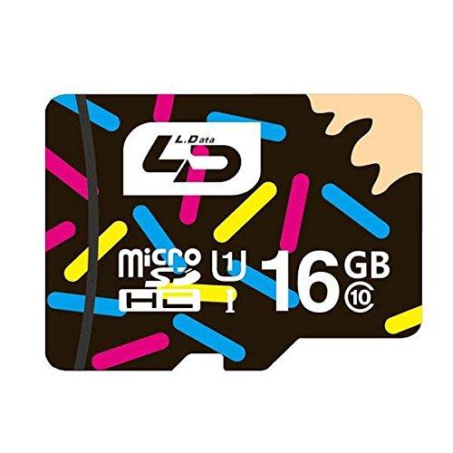 Pink Lizard Ld classe 16gb 10 micro sd tf della carta Micro SD per il telefono mobile