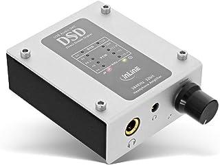 InLine 99202I AmpUSB Hi-Res Audio HiFi DSD wzmacniacz słuchawek, konwerter audio USB, 384 kHz/32-bit