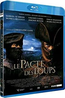 Le Pacte des Loups [Blu-Ray] (B001BSH1RA) | Amazon price tracker / tracking, Amazon price history charts, Amazon price watches, Amazon price drop alerts