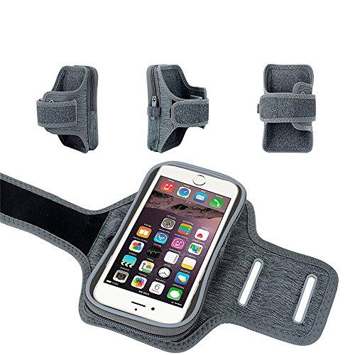 XKSO-QPTY Bolsos para Mujer Bolsa de Brazo móvil para Deportes al Aire Libre con Pantalla táctil Bolso de Moda