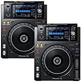 Pioneer XDJ-1000MK2 DJ Multi Player Pair [並行輸入品]