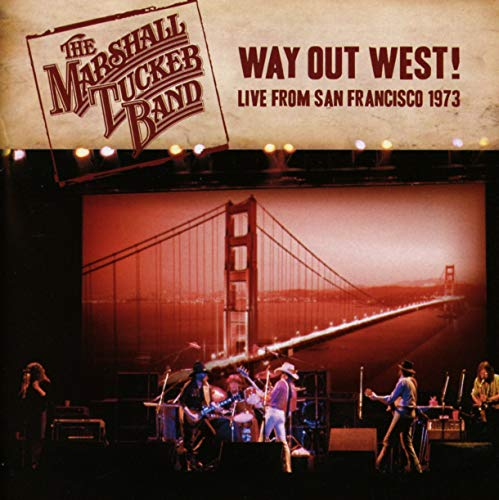 Marshall Tucker Band - Way Out West Live From..