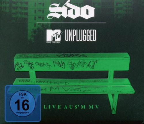 MTV Unplugged Live aus'm MV (Deluxe Edition - Inklusive DVD)