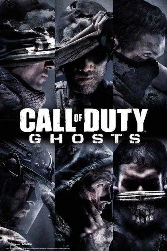 GB eye - Póster lenticular 3D (61 x 91,5 cm), Imagen de Call of Duty Ghosts