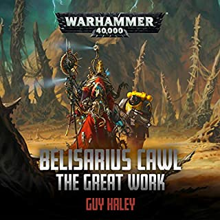 Belisarius Cawl: The Great Work cover art