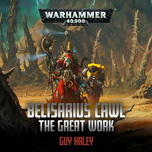Couverture de Belisarius Cawl: The Great Work