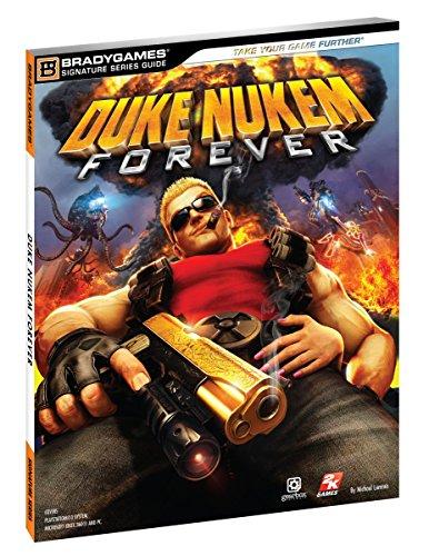Duke Nukem Forever Official Strategy Guide (Official Strategy Guides (Bradygames)) by Brady Games (10-Jun-2011) Paperback