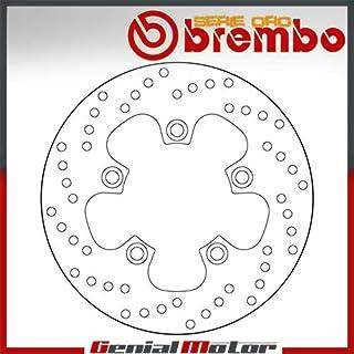 68B40744 Disco de Freno Fijo Brembo Serie Oro Posterior por Gsx-R 600 1997 >