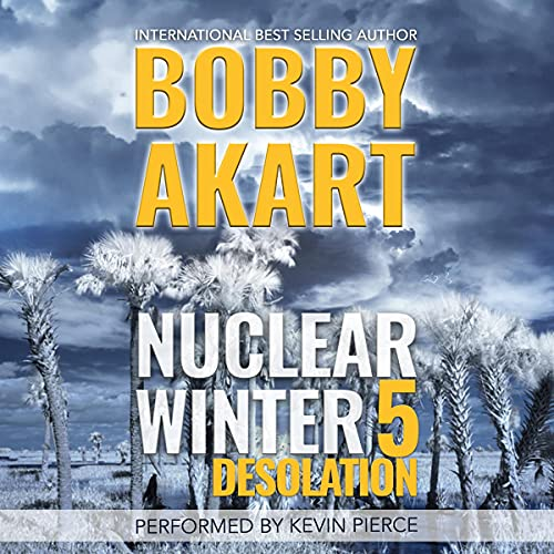 Nuclear Winter Desolation cover art