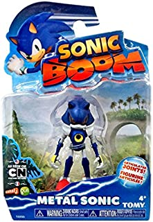 Sonic The Hedgehog Sonic Boom Metal Sonic 3 Action Figure
