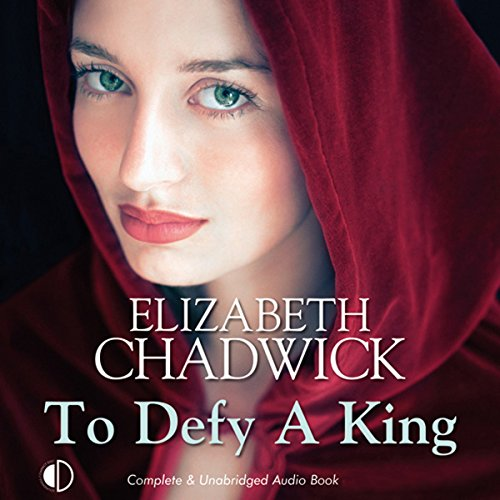 To Defy a King audiobook cover art