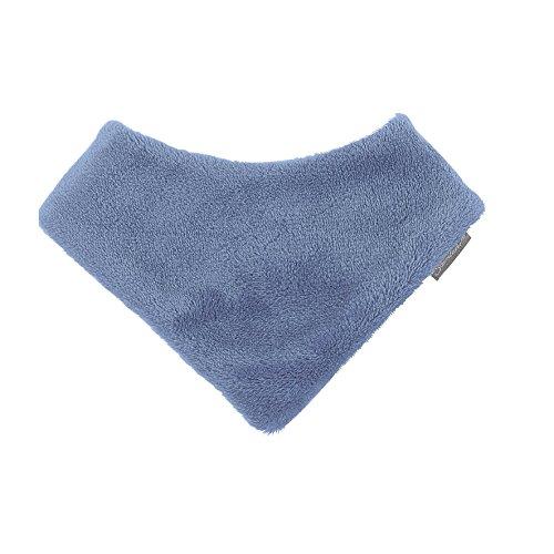 Sterntaler Fleece-Dreieckstuch mit Klettverschluss, Größe: S, Blau (Tintenblau)