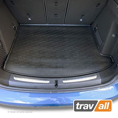 Travall CargoMat Liner Kofferraumwanne Kompatibel Mit Mini Countryman (Ab 2017) TBM1142 - Maßgeschneiderte Gepäckraumeinlage mit Anti-Rutsch-Beschichtung