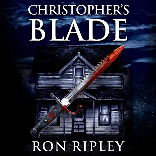 Christopher's Blade audiobook cover art