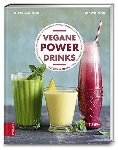 Vegane Powerdrinks