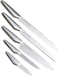 Jean-Patrique Chopaholic 5 Piece Stainless Steel Knife Set