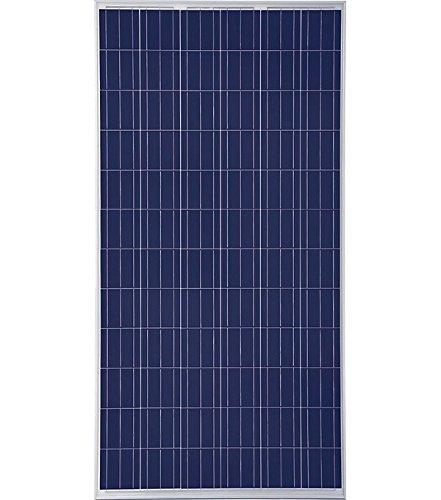 Waaree WS-250 Poly crystalline Solar Panel/Solar...