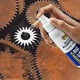 CUEYU Inhibiteur De Rouille, Décapant Anti-Rouille Dérouillant Spray Surface De Métal Polyvalente Peinture en Chrome Entretien De La Voiture Nettoyage Outil Renouvelé Prévention