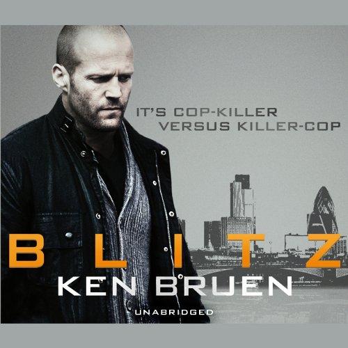 Blitz audiobook cover art