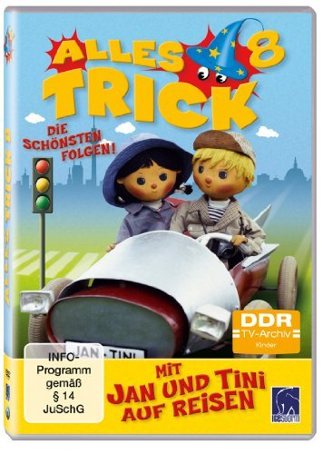 Alles Trick 8: Mit Jan & Tini auf Reisen