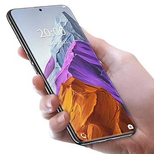 CUBOT X50 Móviles Libres, Android 11 Teléfono Móvil,8GB + 128GB Smartphone Libre,Pantalla FHD+ de 6.67',Cámara Cuádruple 64MP,Batería 4500mAh,Dual SIM 4G,Huella Digital,Face ID,Carga Inversa